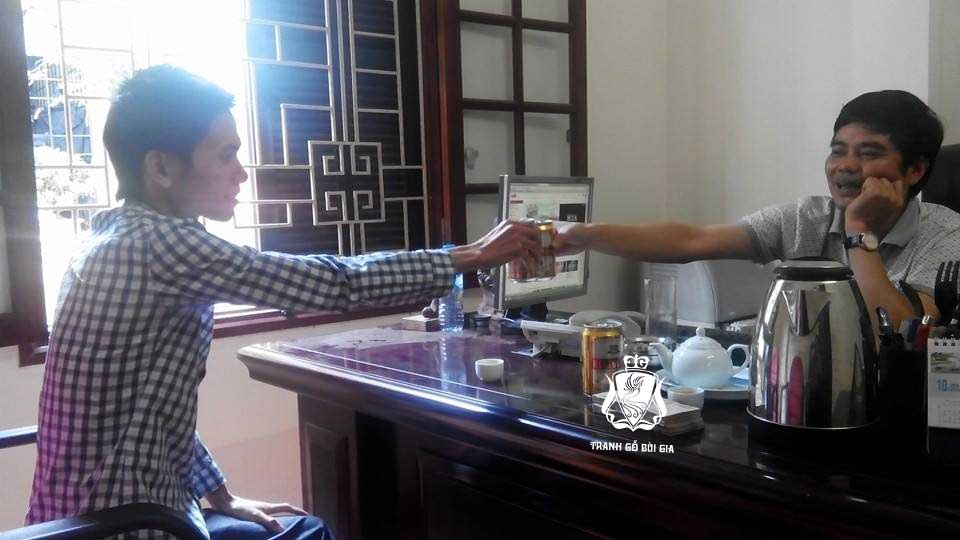 Chủ tịch HDQT Cty Mỹ Nghệ Hải Minh - Nam Định